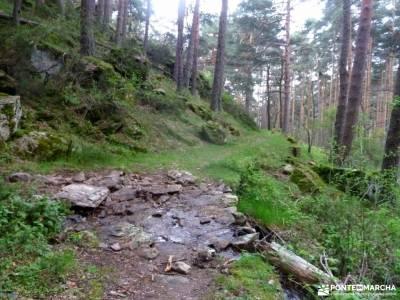 Peña Quemada-Ladera de Santuil; ribeira sacra cañones del sil donde nacen los rios senderismo en zuh